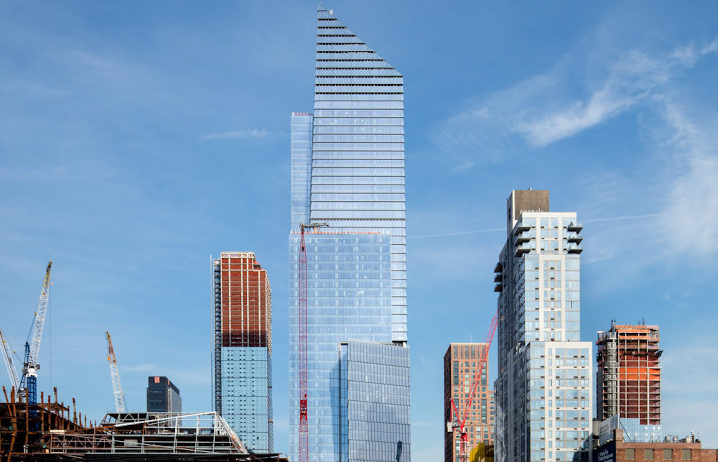 Hudson Yards, New York